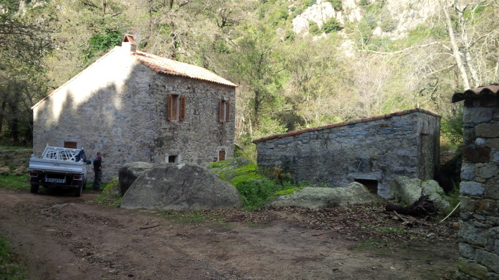 Moulin bocognano
